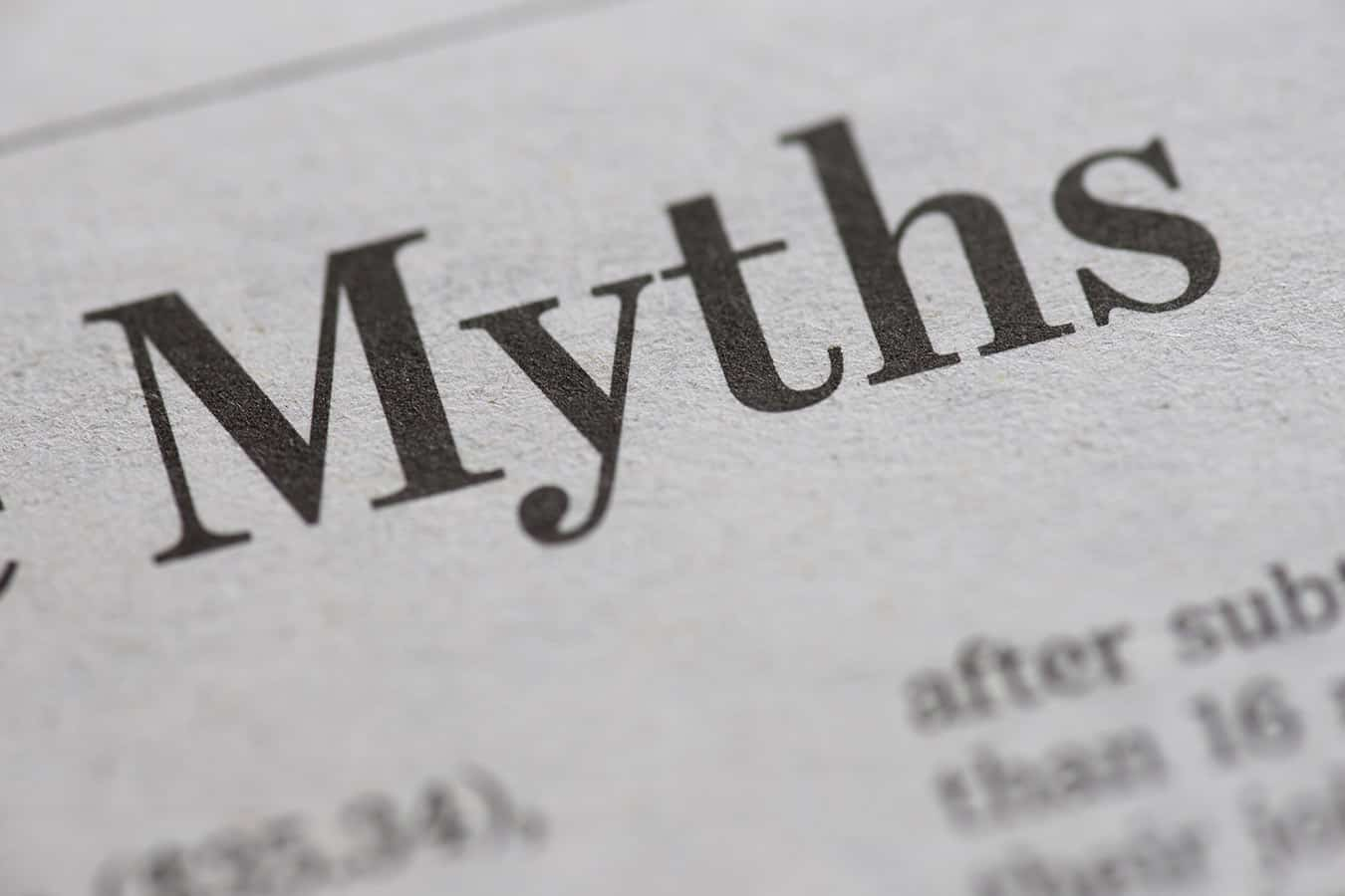 10 common myths about the Payment Card Industry Data Security Standard