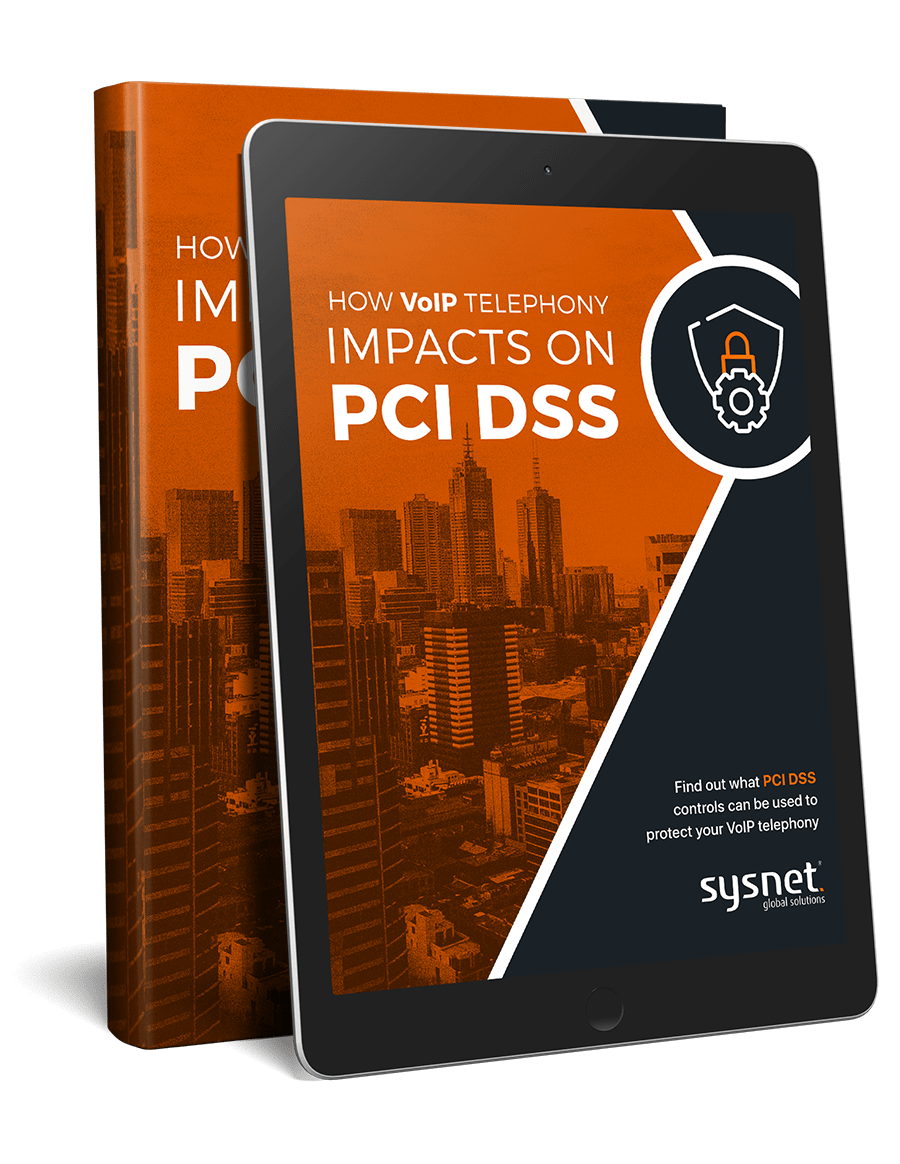 How VoIP Telephony Impacts on PCI DSS | Free eBook
