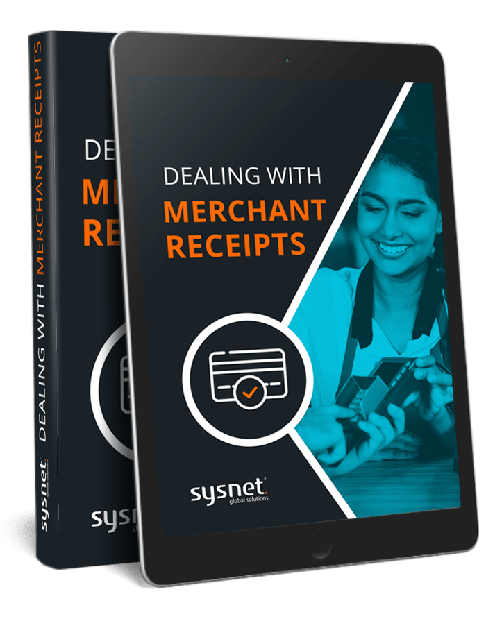 Dealing with Merchant Receipts | Free eBook