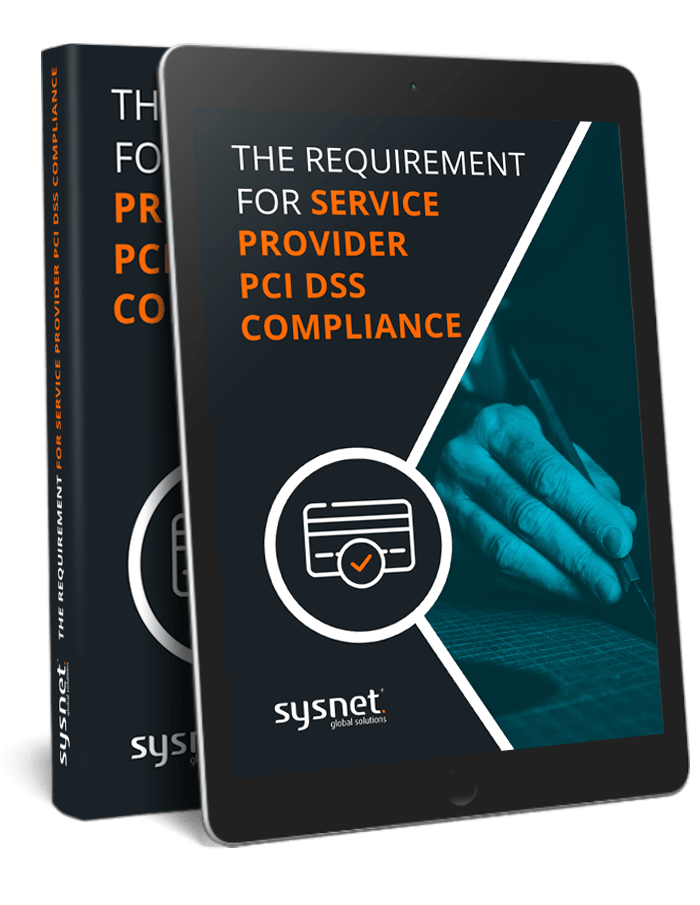 The Requirement For Service Provider PCI DSS Compliance | Free eBook