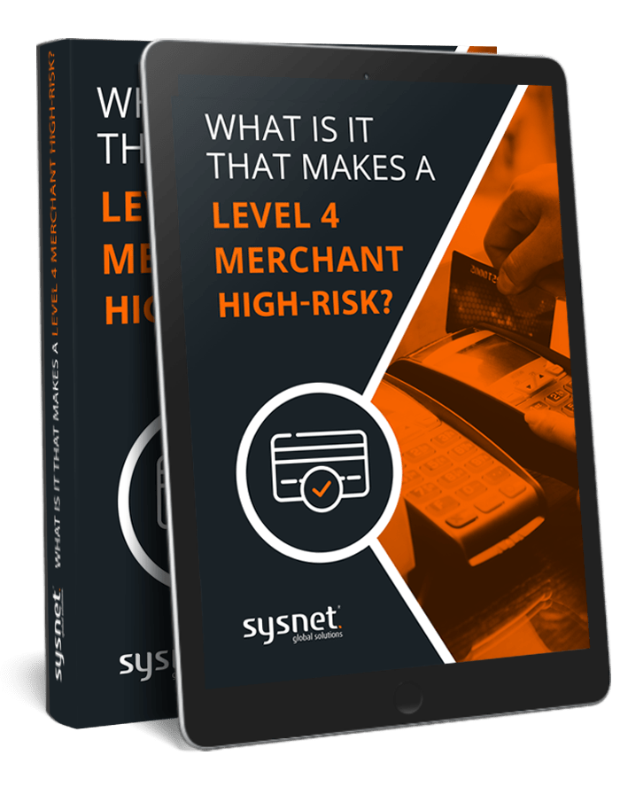 What is it that makes a level 4 merchant high risk? | eBook